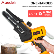 For makita 18V Battery Electric Power Tools Mini Chainsaw Wood  Chain Cutting Saw Garden Woodworking Pruning Tools