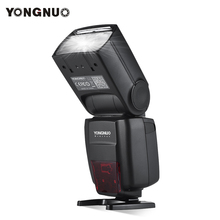 YONGNUO YN720 Universal Wireless Flash Master Slave Speedlite GN60 LCD Display With 2000mAh Li ion Battery & Battery Charger