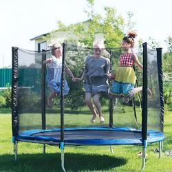Indoor Und Outdoor Trampolin Schutzhülle Net Anti-herbst Hohe Qualität Springen Pad Sicherheit Net Schutz Schutz