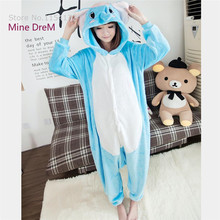 Elephant  Anime adult onesies Pyjamas Cartoon Animal Cosplay Costume Pajamas adult Onesies Sleepwear Halloween kigurumi sponge onesies pajamas cartoon costume cosplay pyjamas adult animal onesies party dress halloween pijamas