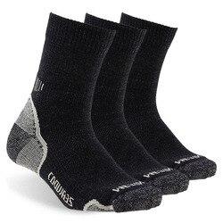 ZEALWOOD походные носки из мериносовой шерсти теплые зимние уличные спортивные носки экстремальные холодные носки