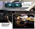 Автомобильное Зеркало с автоматическим затемнением, антибликовое зеркало заднего вида со специальным кронштейном для Toyota Honda и т. д., Стайли...