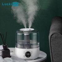 Smart Air 3000ML mit Fernbedienung Timer Doppel Nebel für Home Office Ätherisches Öl Aroma Diffusor Einstellbar fogger