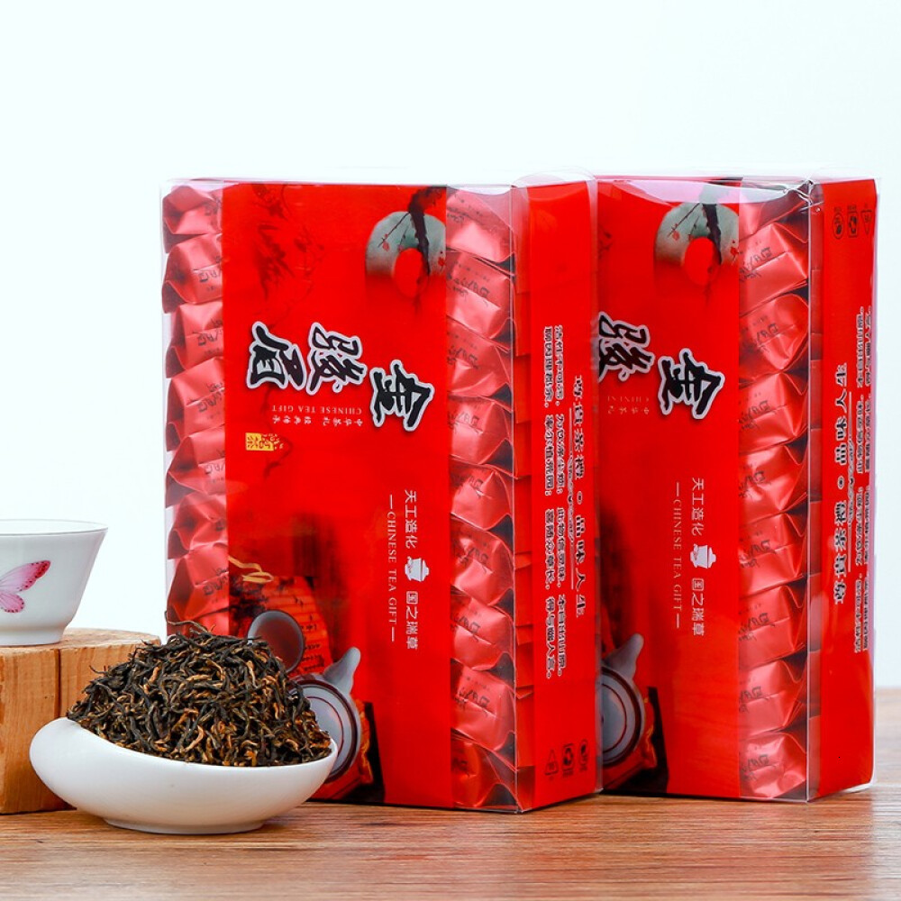 250g High Quality Jinjunmei Black Tea Independent Packaging Of Small Bags