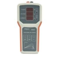 Smart MPPT solar panel multimeter for energy systems solar panel tester VOC testing power meter WS400A