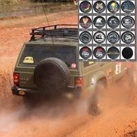 Universele Reservewiel Cover band PVC Leer Voor Jeep Ford Nissan Kia Hyundai Hummer Suzuki Mitsubishi Lada 4X4 VW BMW BENZ