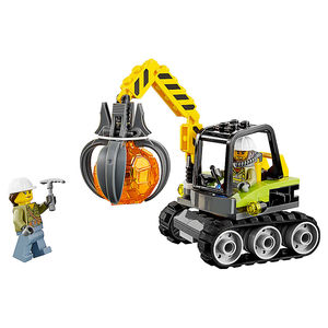 Image 5 - 348 قطعة مدينة سلسلة بركان امدادات هليكوبتر الجيولوجي التنقيب Legoings 60123 نموذج بناء كتلة الطوب اللعب هدية