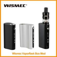 Freiheit Original Wismec Vape Vorwärts Vaporflask Stout TC Box Mod Ausgang 100w TC/VW/Bypass Vs Wismec r80/Sinous P80 E-Cig