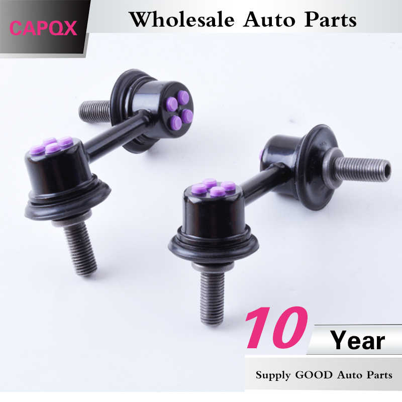 ROADFAR Front Left Right Sway Bar End Link Outer Inner Tie Rod Ends Compatible fit 2006-2011 for Honda Civic 6pcs Suspension Set of 6