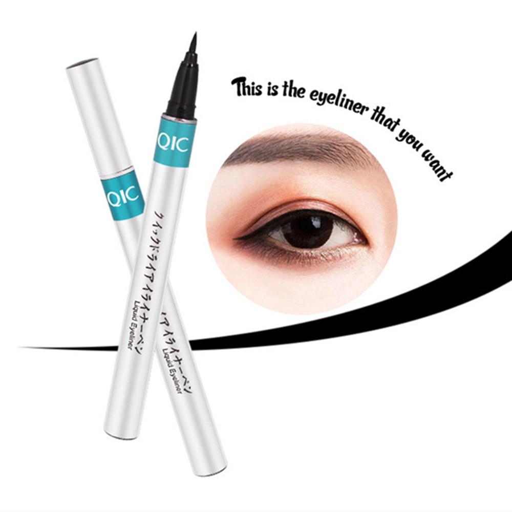 5 style of black liquid eyeliner shade brown make up eye liner color eyeliner waterproof eyeliner eyes makeup stencil for arrows 4