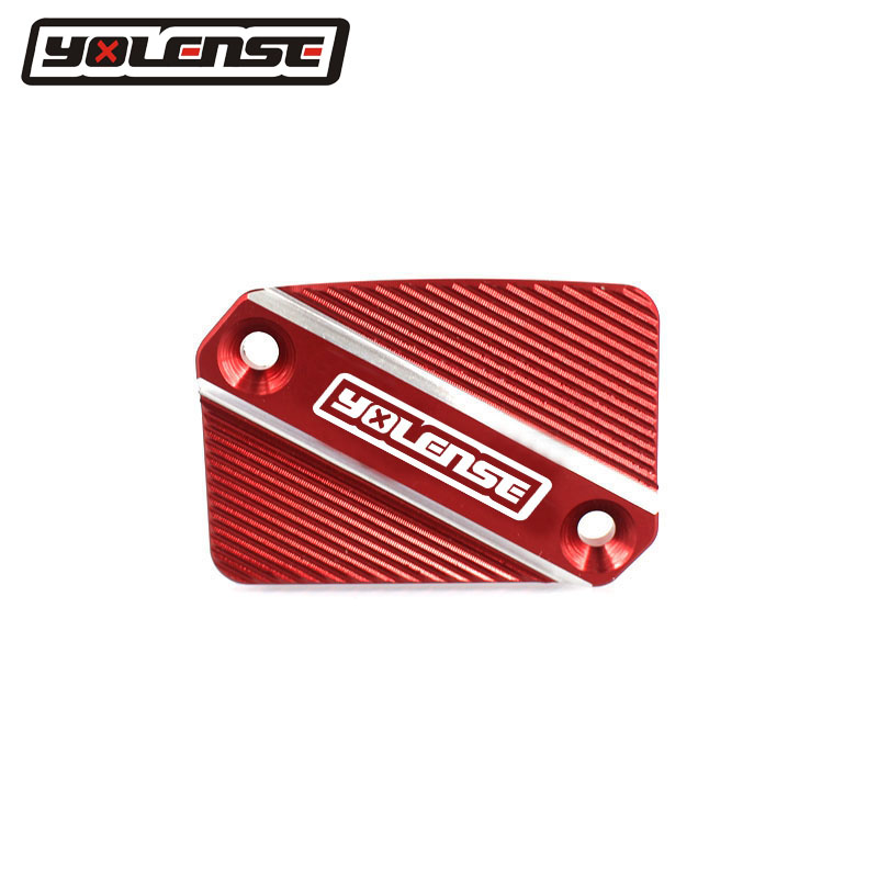 Motorcycle Front Brake Fluid Reservoir Covers For SUZUKI GSXR150 GSXS150 GSXR125