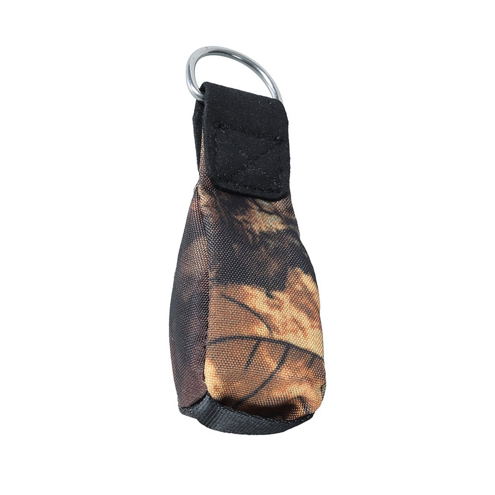 Outdoor Climbing Tree Climbing Nylon Rope Throwing Bag 150G Steel Ball Filling Rescue Rope Thrower