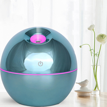 USB Mini Aroma Plating Diffuser Ultrasonic Humidifier Aromatherapy Essential Oil Diffuser Air Cool Mist Humidifier for Home 550ml air humidifier aromatherapy diffuser ultrasonic cool mist aroma humidifier led light for home spa essential oil diffuser