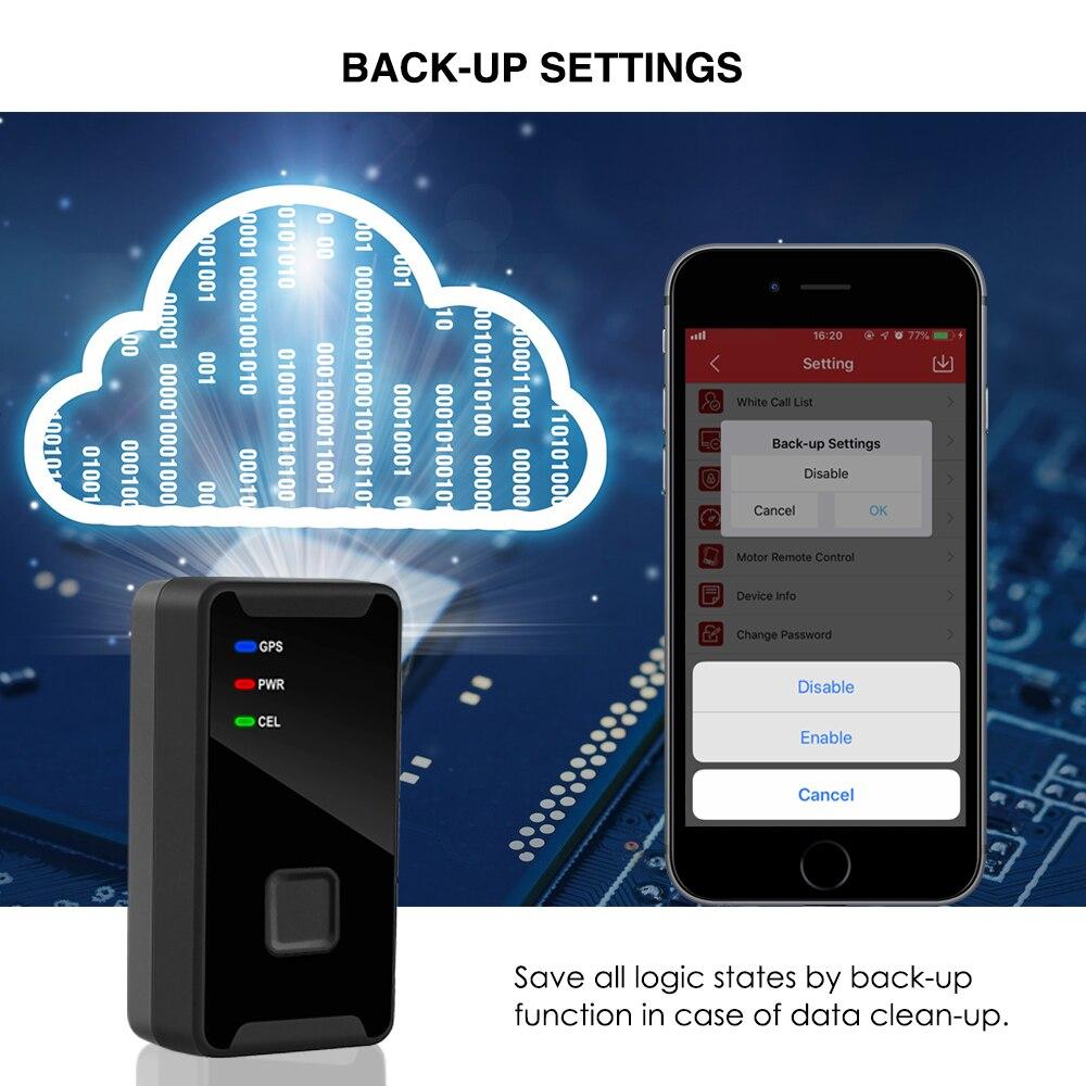 4G собака GPS трекер V43 голосовой монитор питомца GPS трекер в реальном времени отслеживание WIFI кошка локатор LTE + WCDMA + GSM водонепроницаемый IP67 бе... - 5