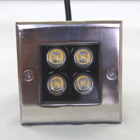 1 pcs 4 w conduziu a luz