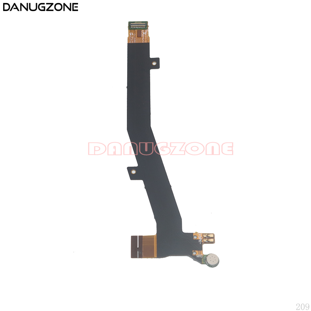 MainBoard Connector Motherboard Connect LCD Flex Cable With Microphone For Lenovo P70 P70-T P70T