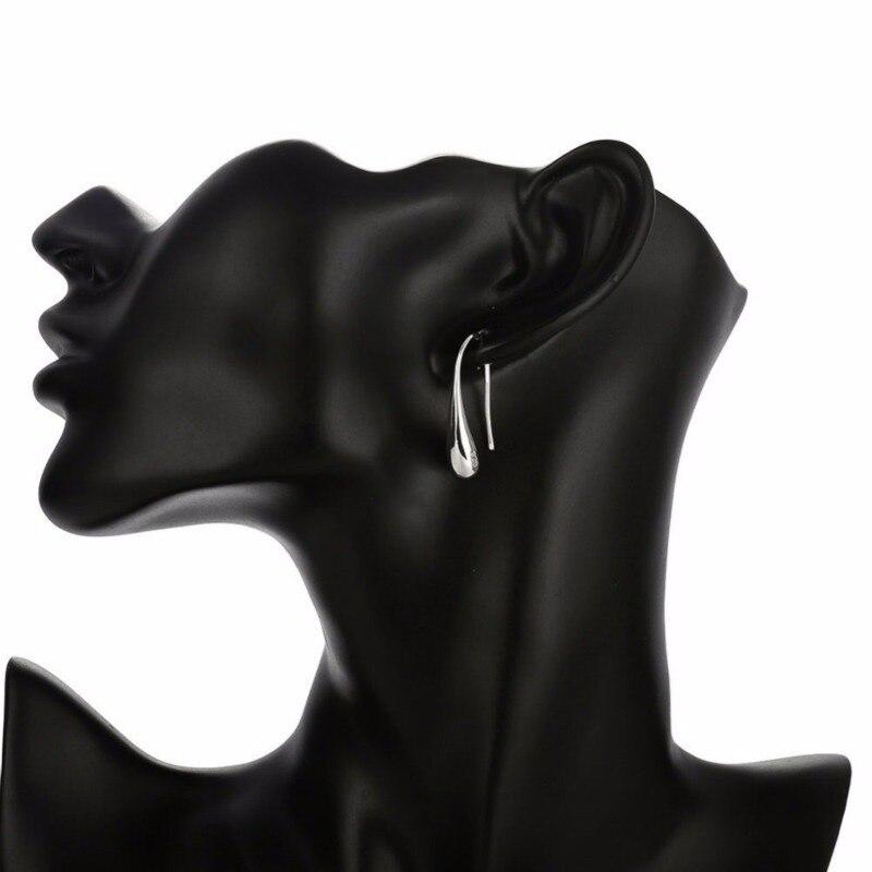Water Drop Bangles+Necklace+Rings+Earrings Set 8