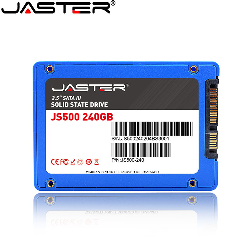 JASTER HDD SSD 2 5   SATA3 HD SSD 240GB Internal Solid State Hard Drive Hard Disk For Laptop Desktop