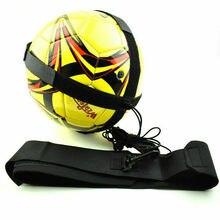цена Football Practice Training Aid Solo Soccer Trainer Returner Football Training Equipment онлайн в 2017 году