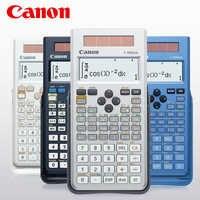 1 pièces Canon F-789SGA examen d'étudiant avec calculatrice de fonction scientifique lycée université troisième cycle intermédiaire