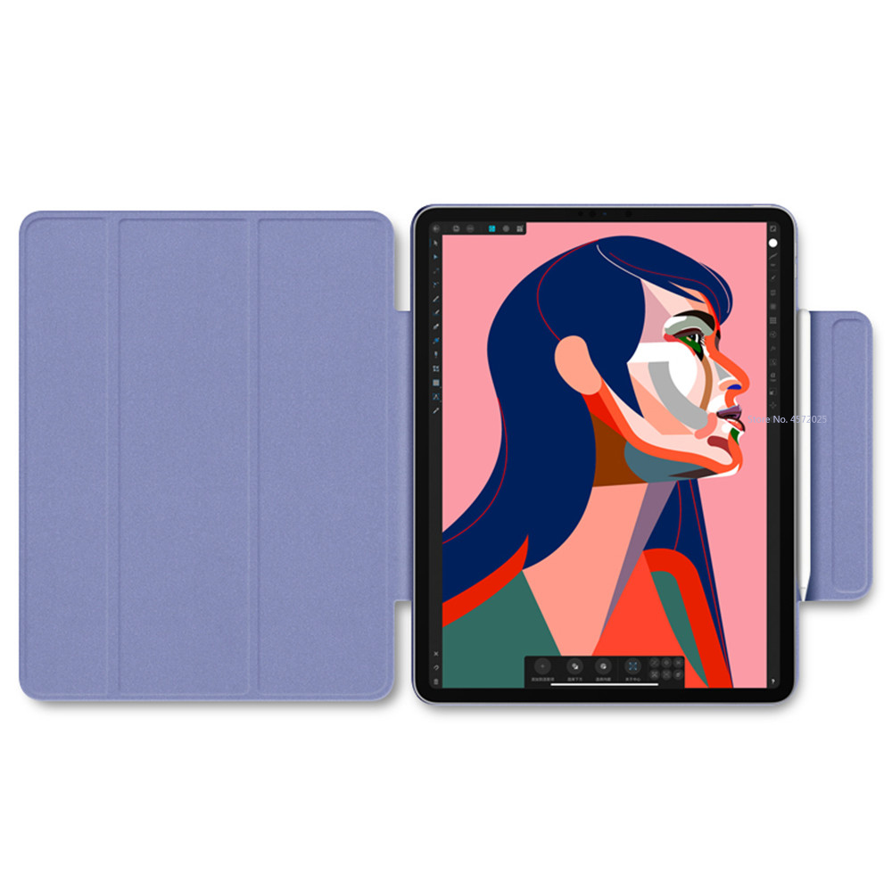 model Magnetic case iPad For PU case 11 Leather Pro Smart A2228 for Flip Stand 2020 New