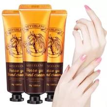 Hand-Cream Horse-Oil Skin-Care Moisture Repair-Nourishing Winter HF176 1PC Hydrating