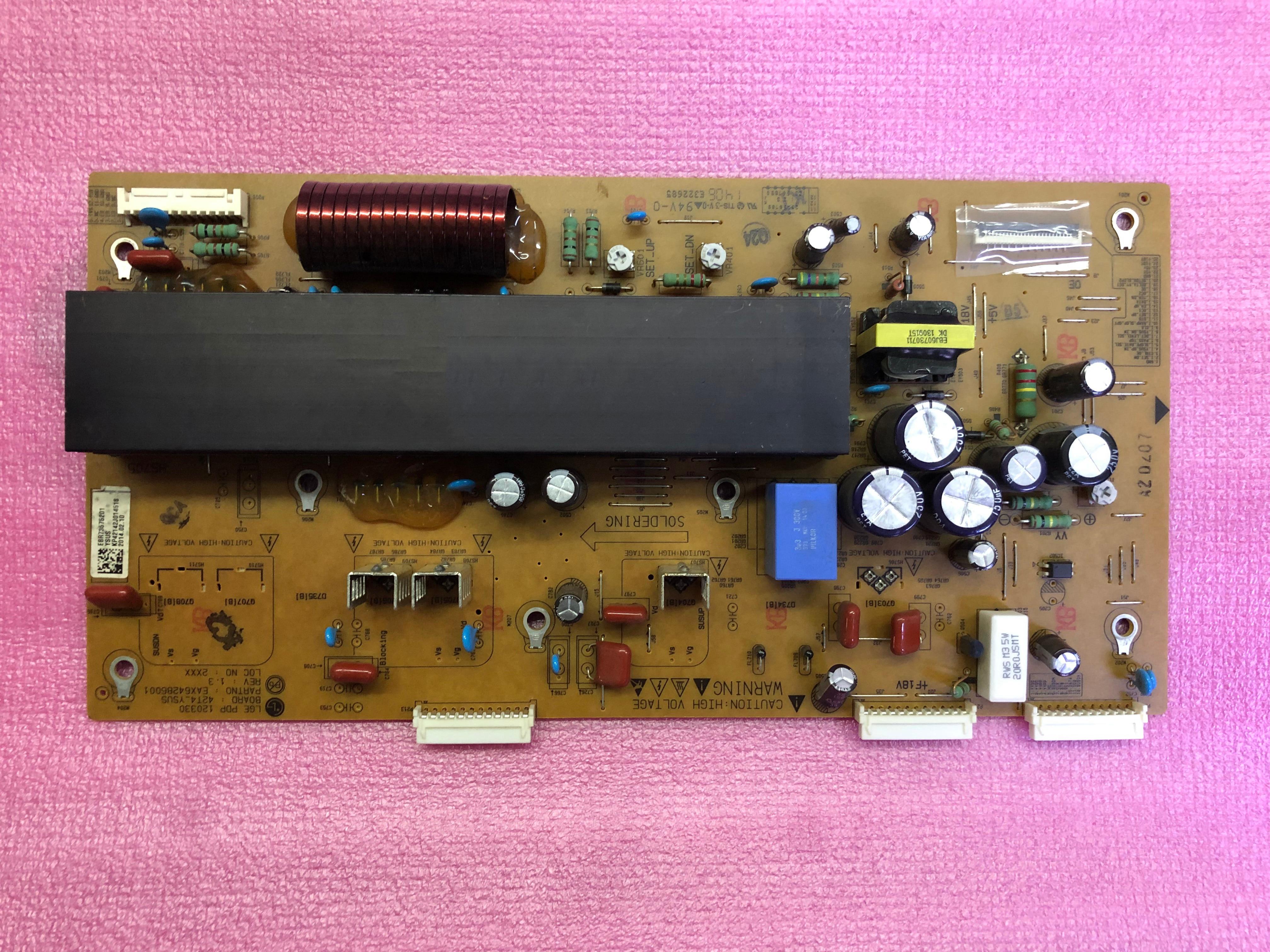 Power Supply Board EAX64286001 EBR73575201 42PN4500 Board Good Working Second-hand Board