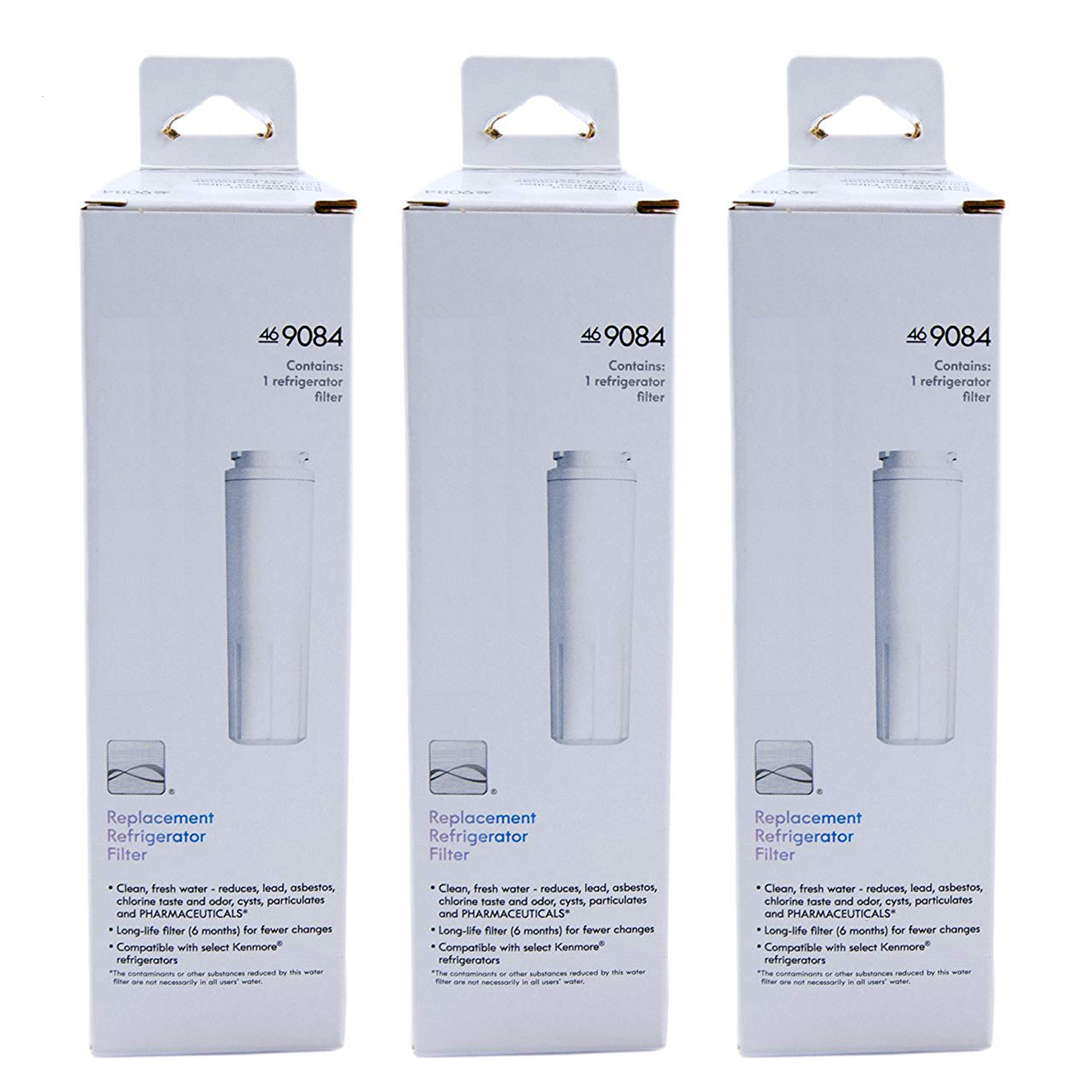 Hot Replacement Kеnmore 46-9084, Maytag UKF8001, UKF8001AXX, UKF8001P Replacement Refrigerator Water Filter 3 Pcs/lot