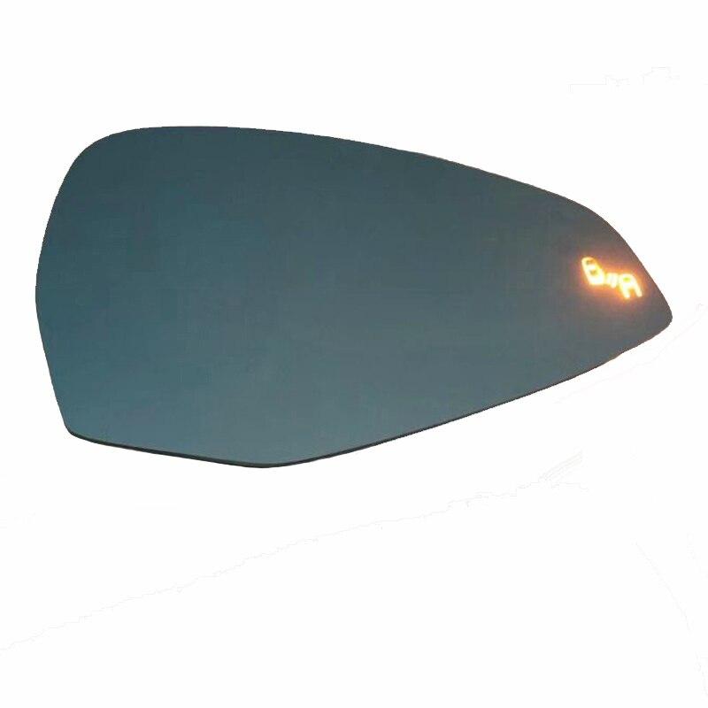Светодиодный светильник на зеркало для автомобиля, для audi A4 A5 B7 B8 B9