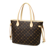купить Luxury Handbags Women Bags Designer Fashion Handbag Large Capacity Tote Bag Shopping Bag Female Leather Bag sac a main femme по цене 2605.25 рублей