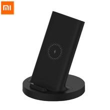 Xiaomi – support de chargeur sans fil Qi 20W, chargeur rapide Vertical pour téléphone iPhone 11, pour Xiaomi Version globale
