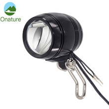 Onature Updated dynamo bike light with parking light and have button turn on off AC6V 2