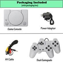 цена на AV output Retro Classic Handheld Game Player TV Video Game Console Childhood Built-in 620 Games Mini Console 8Bit Birthday Gift