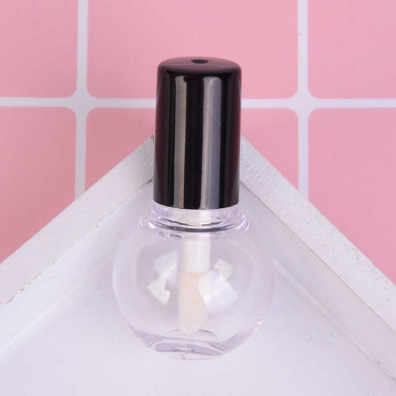 5 Buah/Banyak Kosong Lip Gloss Lipstik Lampu Bohlam Tabung Lip Balm Botol Wadah Panas