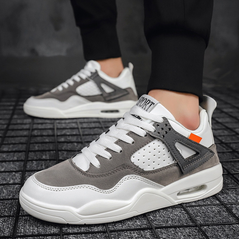 2019 Men Casual Shoes Increase Autumn Sport Breathable Sneakers Men Air Cushion Mesh Shoe Trend Trainers Shoes Zapatillas Hombre 4