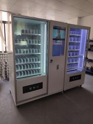 smart 24 hours self-service automatic milk food snack drink vending machine with CE CB ISO9001