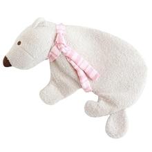 Милый сон полярный медведь Рука теплая грелка мини грелка портативный ручной подогреватель девушки карманные руки грелка сумки