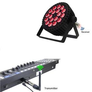 Image 5 - Беспроводной контроллер ISM Dmx 2,4G, приемник Dmx, передатчик сигнала DMX512 для DJ, светильник диско с движущейся головкой