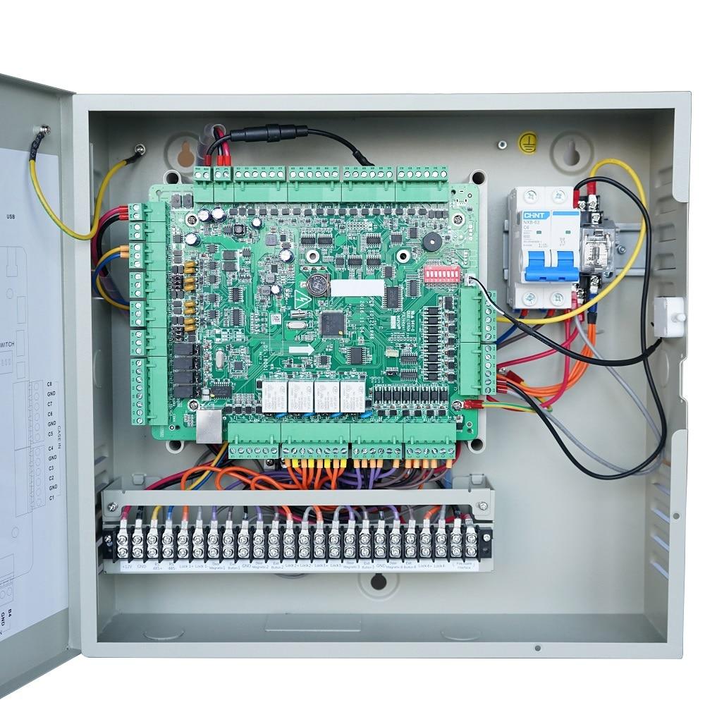 Hik Original International Version DS-K2604 Four-door Network Access Controller
