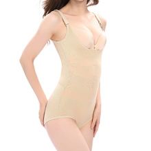 Corrective Underwear Shaping Bodysuit Butt-Lifter Waist-Trainer Slimming-Belt Tummy-Control