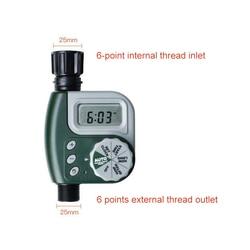 Ekran LCD zraszacz kontroler na zewnątrz ogród zawór elektromagnetyczny zegar automatyczne urządzenie do podlewania nawadniania narzędzie Dropshipping