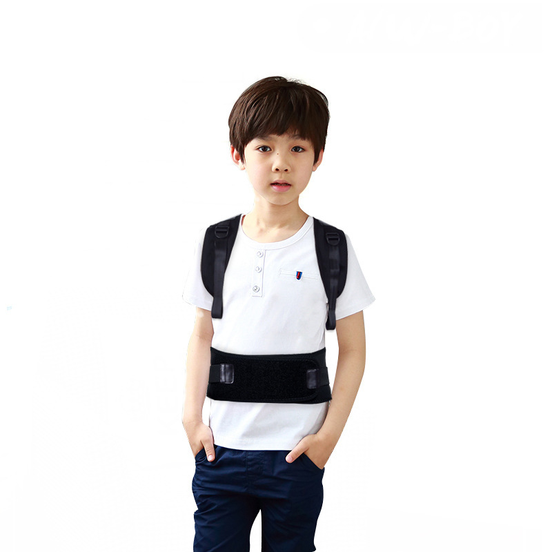 Children Adult Universal Style Back Attitude Anti-Kyphotone Suspender Strap Hidden Correction Posture Correct