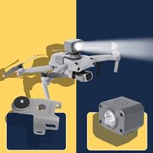 الهواء 2s إضاءة ليد ليلية ضوء فلاش كاميرا ملء حامل مصباح جبل بدون طيار التوسع عدة ل DJI Air 2s Dron ملحق