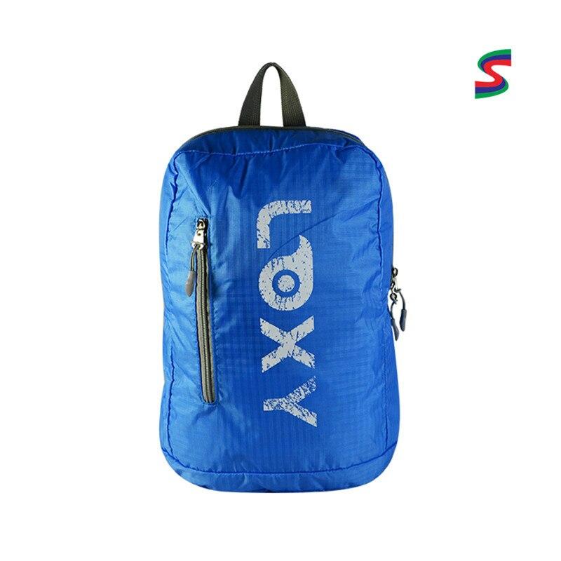 Sac à dos pliant en tissu tissé pour parapente de sport San fen ge sac à dos de voyage étanche Dacron motif personnalisable