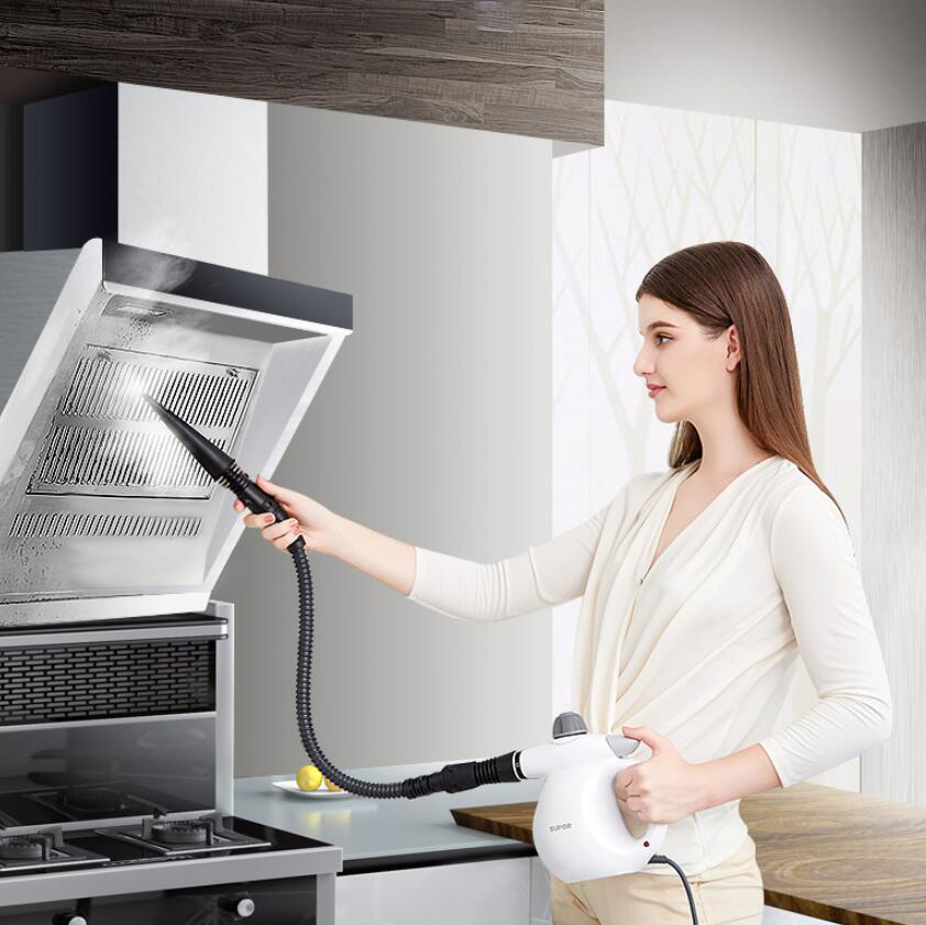 Steam Cleaning Machine High Temperature High Pressure Sterilization Disinfection Household Kitchen Home Appliance 3Bar