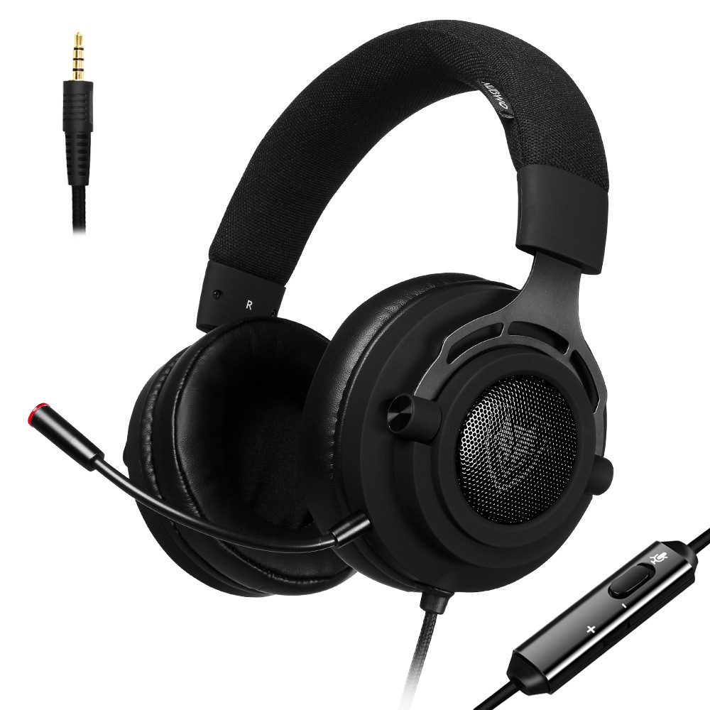 NUBWO N9 <font><b>Gaming</b></font> Headset Tiefe bass Stereo Casque Verdrahtete Spiel Kopfhörer <font><b>Gaming</b></font> Kopfhörer mit Mikrofon für PS4 PC Laptop # g3 image