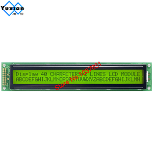 Image 4 - LCD module 40*2 4002 4002A character display  LC4021 instead of  HD44780 WH4002A AC402A LMB402C