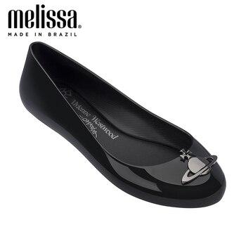 Melissa Planet Original Jelly Shoes Women 2020 Fashion Sandals Female Sandalia
