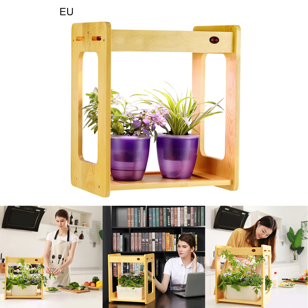Plant Grow Light LED Indoor Garden Kitchen Garden With Timer Function For DIY Decoration Grow Light New