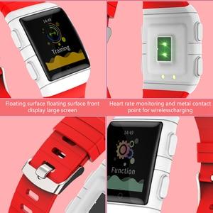 Image 5 - Cobrabie cr11 crianças smartwatch 1.3 polegada de fitness rastreador estudante moda jovem monitor à prova dwaterproof água esportes relógios para meninos meninas